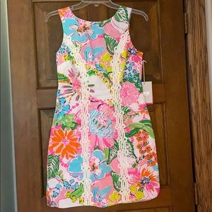 Lilly Pulitzer Nosey Posie Shift Dress